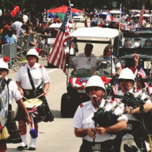 Key Biscayne Fourth of July Parade