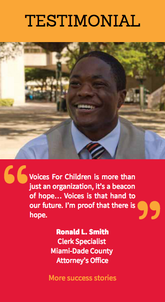 ronald-l-smith-miami-dade-country-clerk-specialist-testimonial-be-a-voice