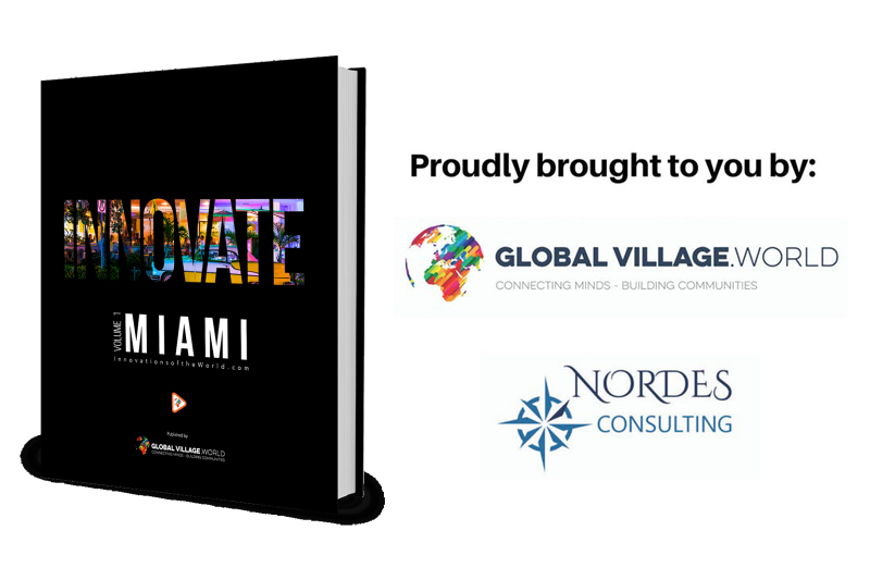 Innovate Miami Book Recognizes Miami Marketing Co as Part of Mia