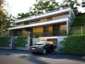House Rendering Real Estate 3D Image by Miami Marketing