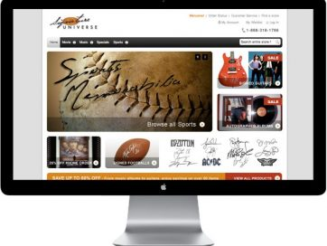Online Shopping Website by Miami Marketing Co