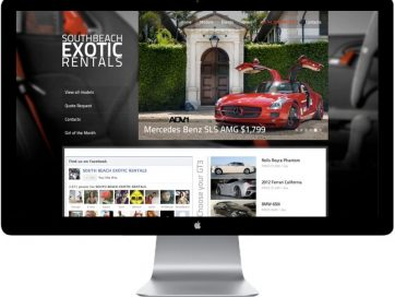 Website Design and Development by Miami Marketing Co.